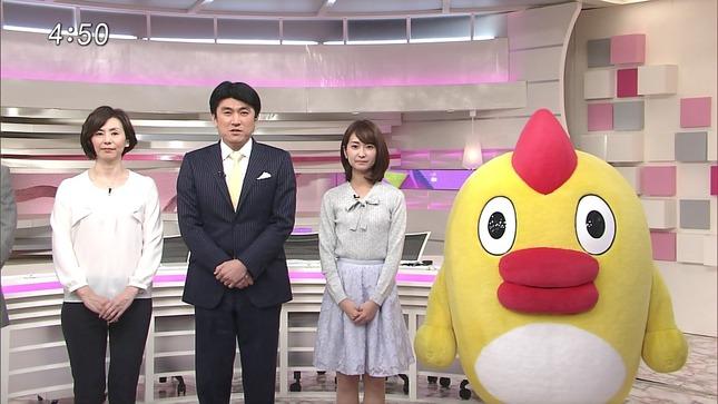 伊藤綾子 中島芽生 NewsEvery 1