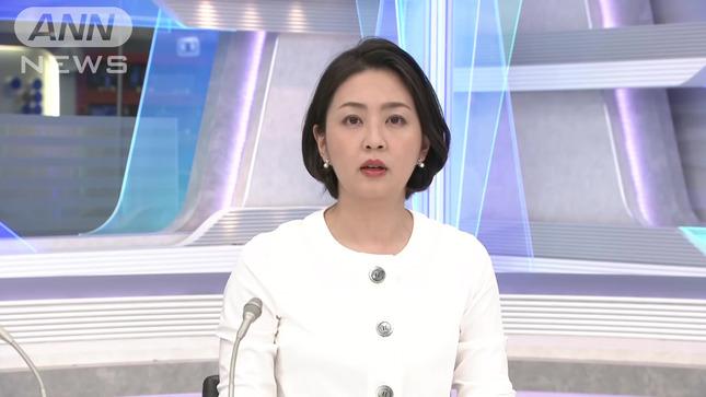 矢島悠子 ANNnews AbemaNews 12
