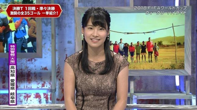 澤田彩香 2018FIFAワールドカップウイークリーハイライト 1