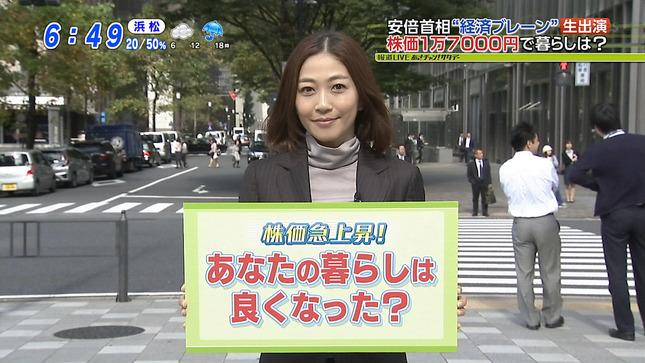 久保田智子 あさチャン!サタデー 01