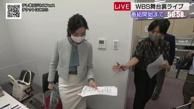 大江麻理子 特別企画!WBS舞台裏ライブ 5