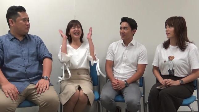 林美桜 アナウンサーズ 三谷紬 3