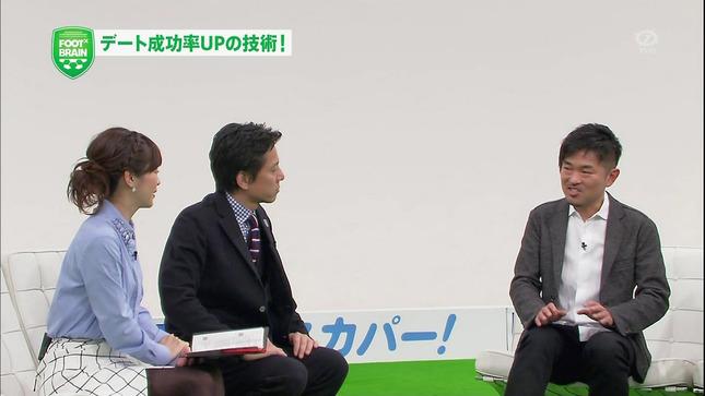 杉崎美香 FOOT×BRAIN 13