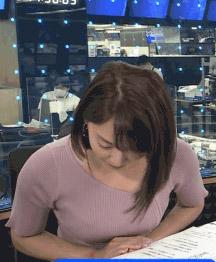 出水麻衣 TBSニュース 10