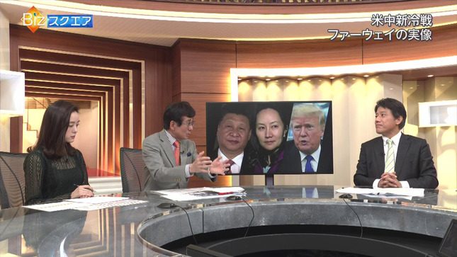 古谷有美 サンデーニュースBizスクエア 毎日がスペシャル! 4