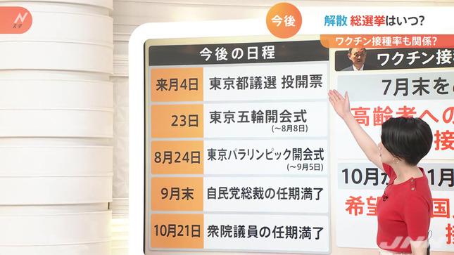 ホラン千秋 Nスタ 10