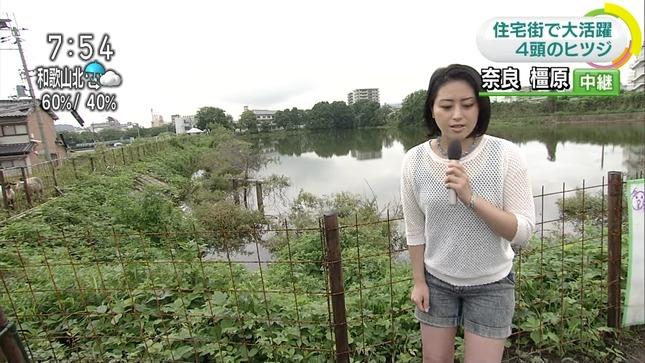 荒木美和 おはよう日本 12