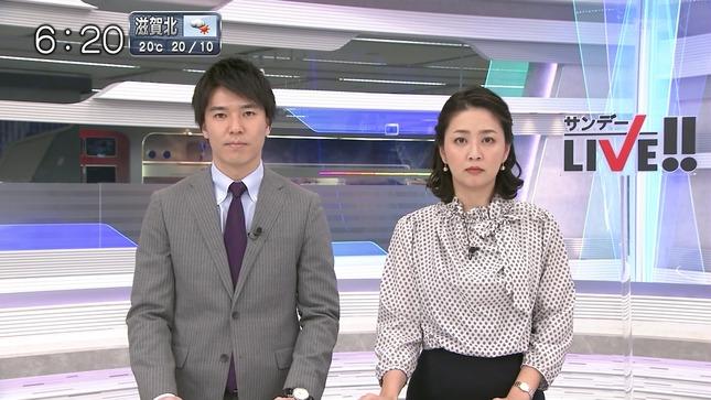 矢島悠子 サンデーLIVE!! ANNnews 2