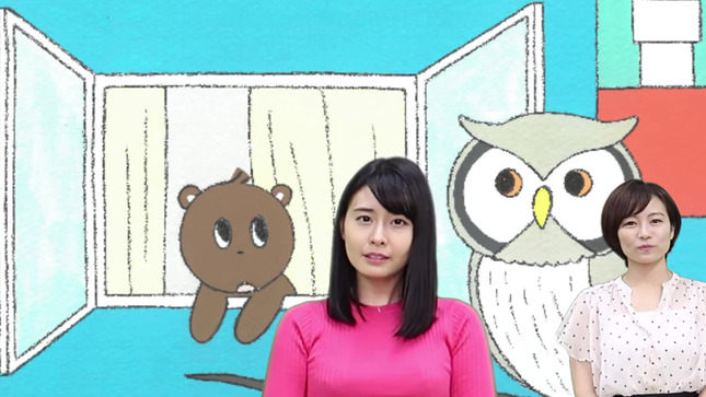 望木聡子 アナウンサー読み聞かせ動画 3