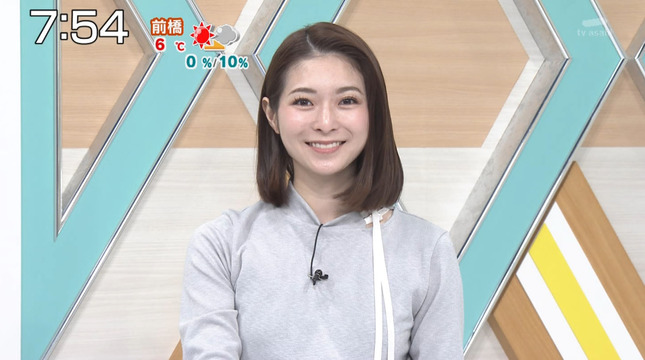 住田紗里 週刊ニュースリーダー ANNnews 4