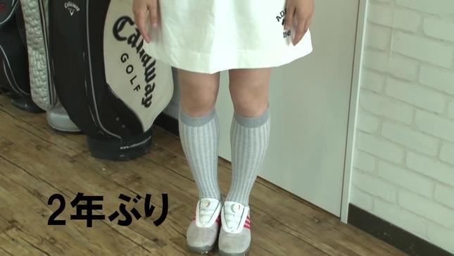 田中萌アナが120を切るまでの物語 5