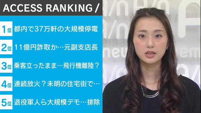 本間智恵 AbemaNews Bridge ANNニュース 2