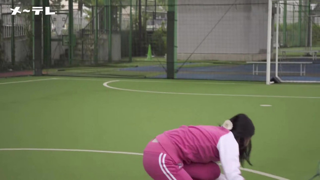 望木アナが自身の「未解決」なコトに挑んだ番宣CM撮影の裏側 7