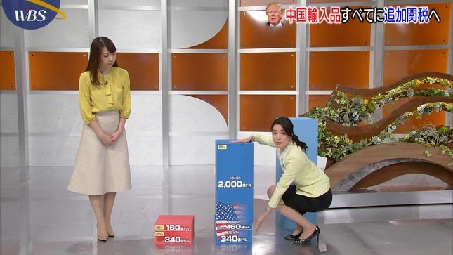 大江麻理子 須黒清華 ワールドビジネスサテライト 3