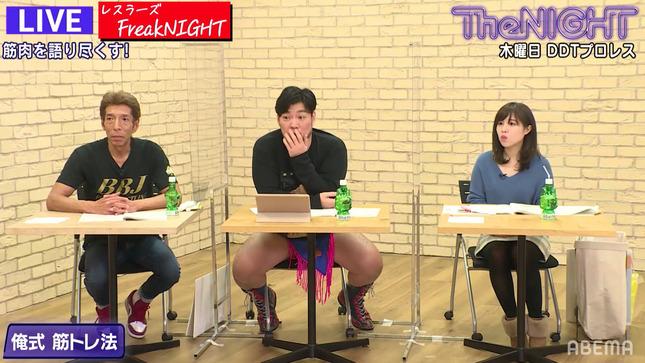 柴田紗帆 DDTの木曜 The NIGHT 1