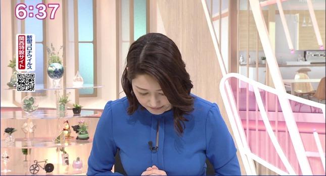 牛田茉友 ニュースほっと関西 NHKニュース 14