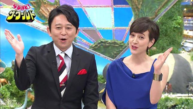 滝川クリステル なるほど!ザ・ワールド2015秋 01