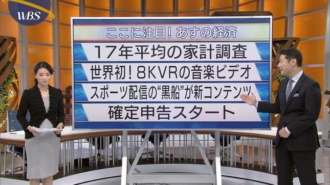 大江麻理子 相内優香 ワールドビジネスサテライト 14