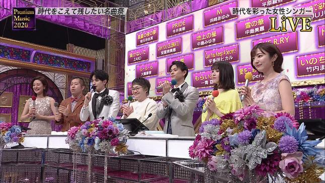 滝菜月 徳島えりか Premium Music 2020 8