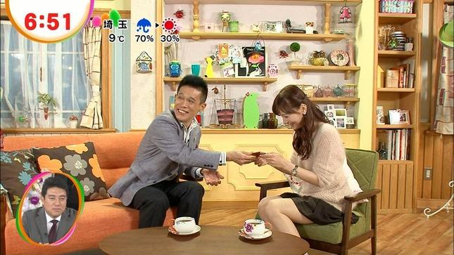 皆藤愛子 めざましどようび 03
