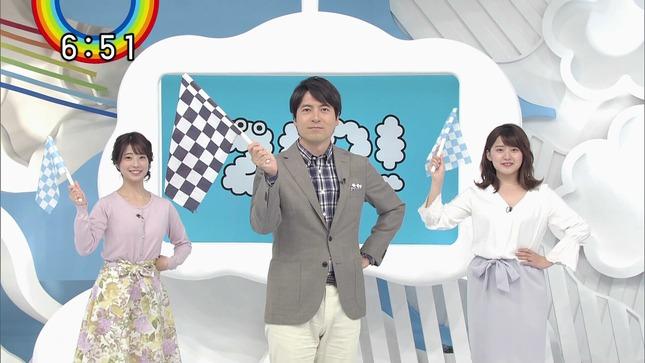 尾崎里紗 徳島えりか ZIP! 6