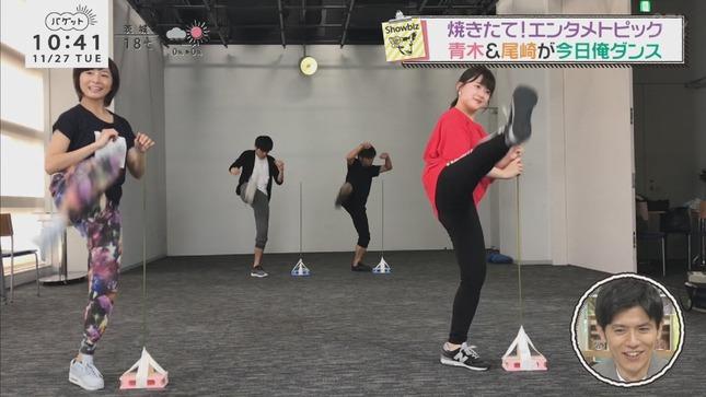 尾崎里紗 バゲット 市來玲奈 5