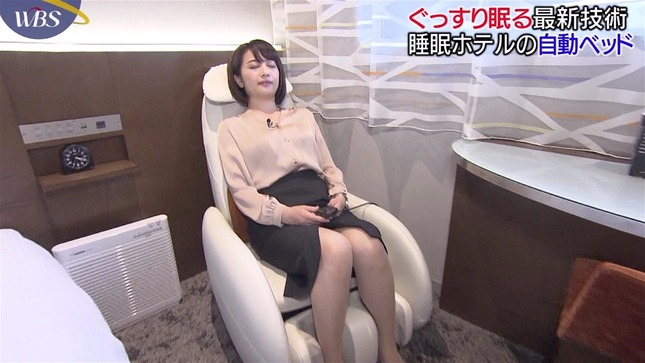 相内優香 ワールドビジネスサテライト 3