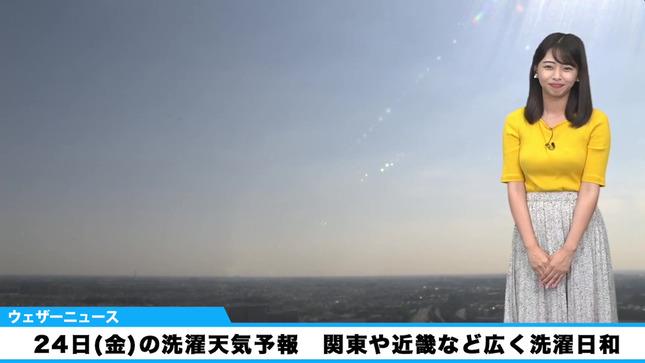 角田奈緒子 ウェザーニュースLiVE 8