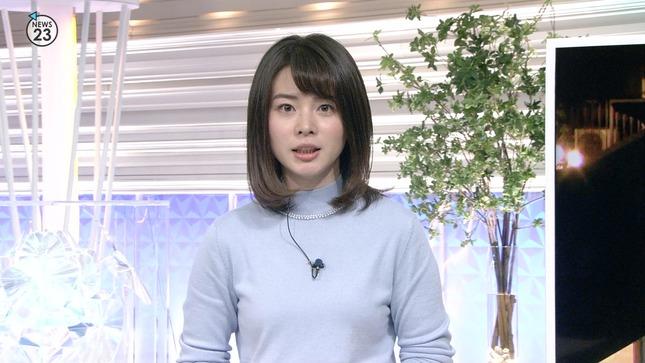 皆川玲奈 宇内梨沙 News23 4