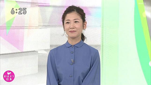 桑子真帆 おはよう日本 21