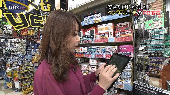 須黒清華 ワールドビジネスサテライト 8