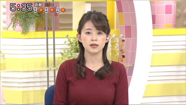 大家彩香 どさんこワイド!!朝! 10