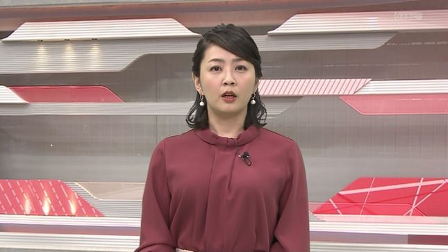 矢島悠子 サンデーLIVE!! ANNnews 12