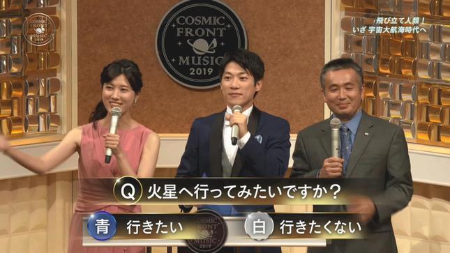 石橋亜紗 コズミックフロント☆MUSIC 8