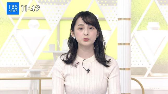 山本恵里伽 TBSニュース10