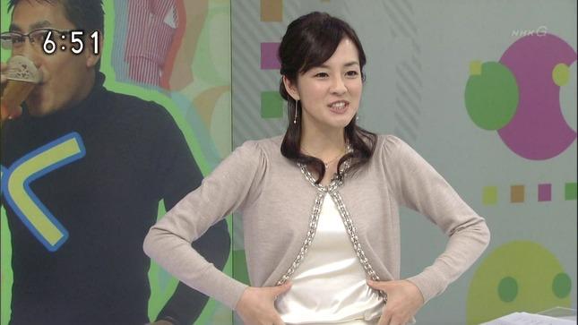 鈴木奈穂子 おはよう日本 キャプチャー画像 17