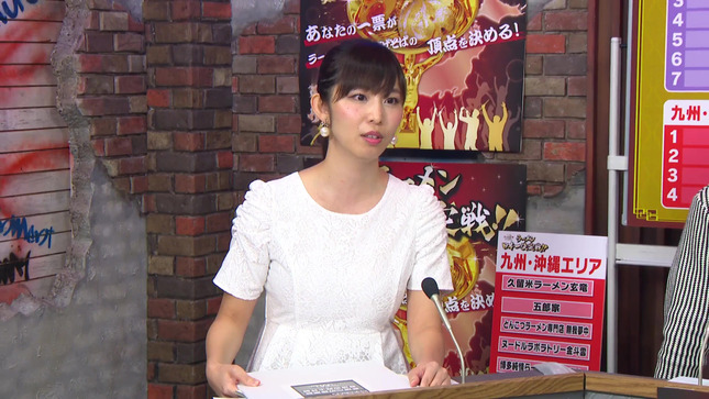塩地美澄 ラーメン日本一決定戦 予選通過発表 2