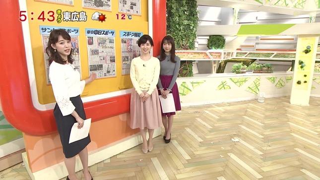 新井恵理那 グッド!モーニング ニュースキャスター 9