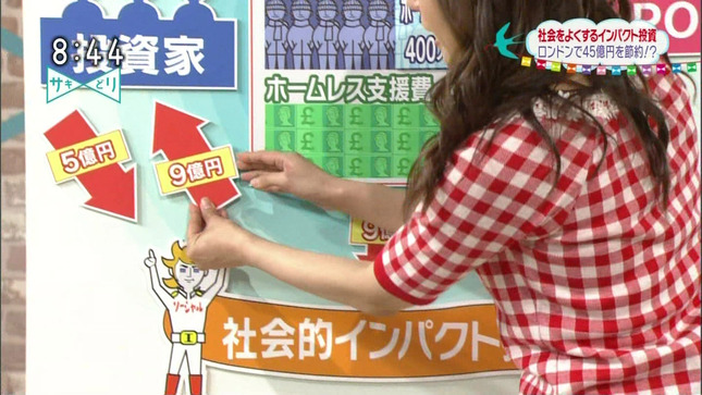 片山千恵子 サキどり↑ NHKニュース 5