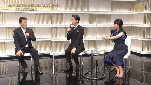 赤木野々花 うたコン NHKニュース7 8