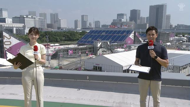 佐藤梨那 東京2020オリンピック 1