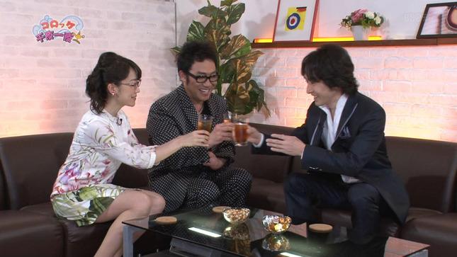 唐橋ユミ コロッケ千夜一夜 サンデーモーニング 06