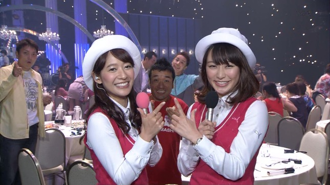 枡田絵理奈 吉田明世 オールスター感謝祭2014秋 09