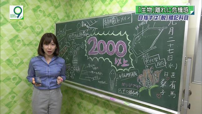 橋詰彩季 ニュースウオッチ9 8