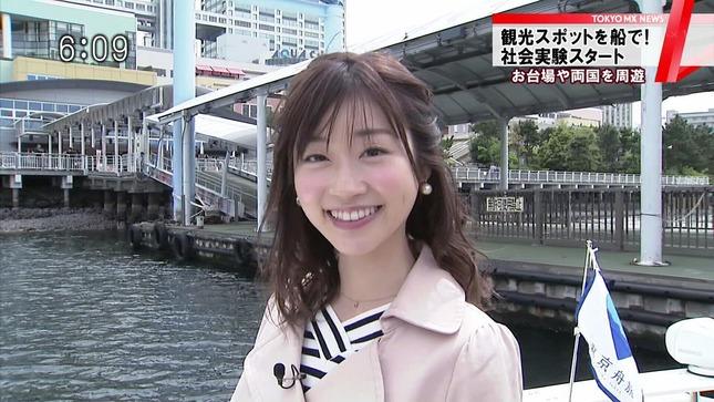 牧野結美 TOKYO MX NEWS 13