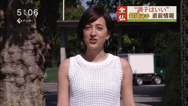 滝川クリステル NEWSアンサー 04