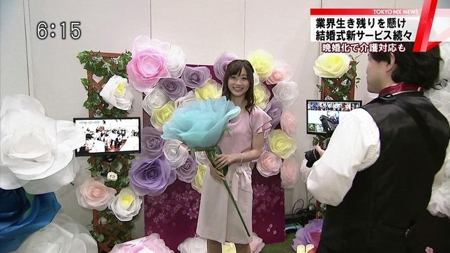 牧野結美 TokyoMxNews 13