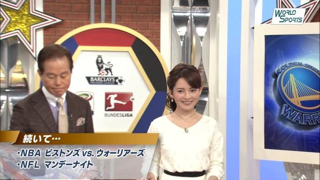 深津瑠美 ワールドスポーツSOCCER 04