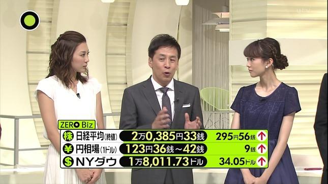 山岸舞彩 NewsZero 05