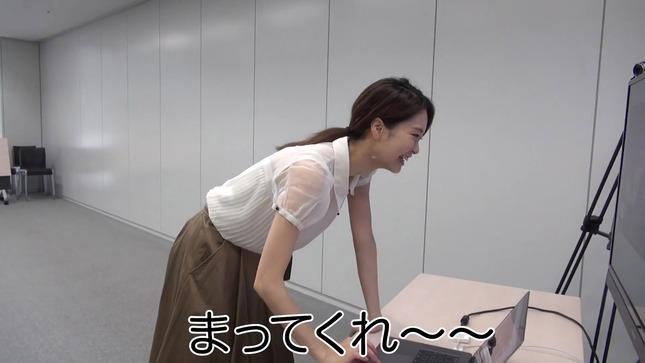 下村彩里 斎藤ちはる 女子アナダンス部 11